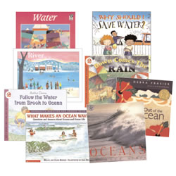 Learning About Water Books (Set of 8)