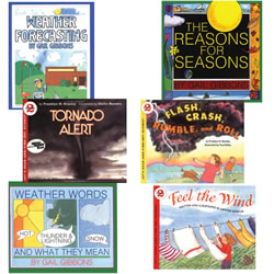 What Will The Weather Be? Book Set (Set Of 6)