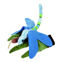 Dragonfly Hand Puppet