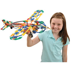 K'NEX® Energy, Motion, and Aeronautics Set