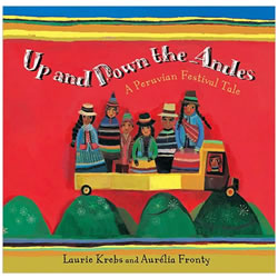 Up and Down the Andes - Hardback
