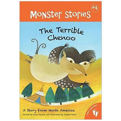 The Terrible Chenoo - Paperback