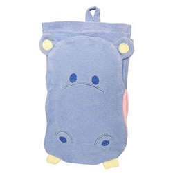 Organic Cotton Bath Puppet