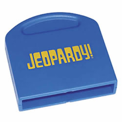 Jeopardy® Cartridge: U.S. History, Geography, and Civics