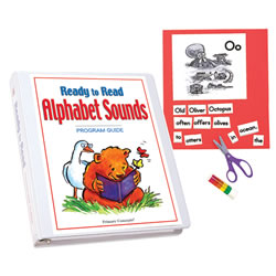Ready-To-Read Alphabet Sounds Program