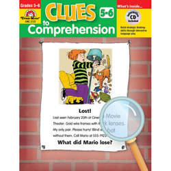 Clues to Comprehension Grades 5-6
