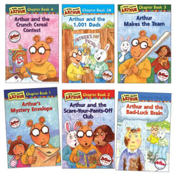 Arthur Chapter Books (Set of 6)