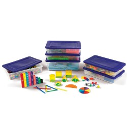 Hands-On-Standards: Grades 5-6 Manual and Manipulatives Kit