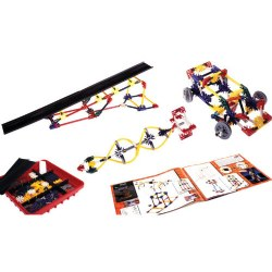 K'NEX® Intro to Simple Machines: Wheels & Axles