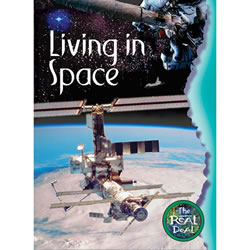 Living in Space - Paperback
