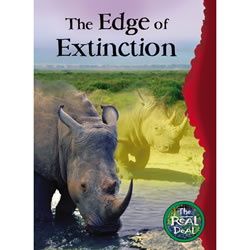 The Edge of Extinction - Paperback