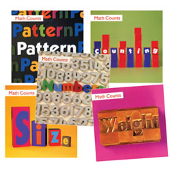 Math Counts Book Series (Set of 5)