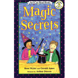 Magic Secrets - Paperback