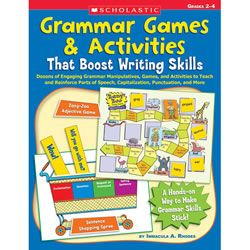 Grammar Games & Activities