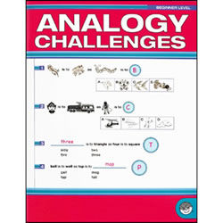 Analogy Challenges - Beginner