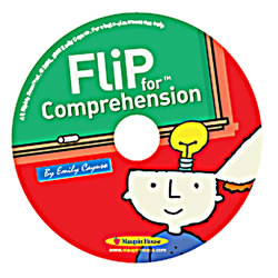 Flip for Comprehension-Bonus CD