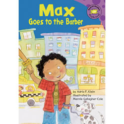 Max Goes to the Barber (CD & Book Set)