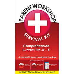 Comprehension Workshop Kit - Grades PreK - K