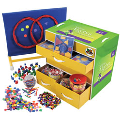 Algebra Manipulatives Only - Grades K-2