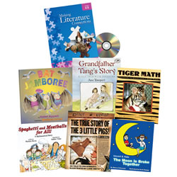 Making Literature Connections - Manual with Books - Grades 4-5