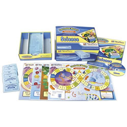 Science Curriculum Mastery® Game - Class-Pack Edition - Grade 7