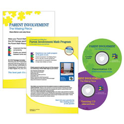 Math Parent Night - 2 CD Set