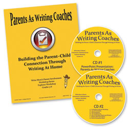 Parent Connection Writing Workshop - Grades 3 - 5