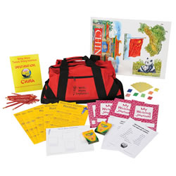 Thematic Writing Adventure Kit - China (Grade 4 - 8)