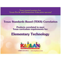 TEKS K-5 Technology Correlations