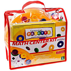 Kindergarten Math Learning Palette 1 Base Center Kit
