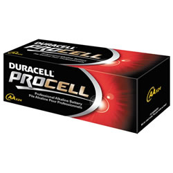 Duracell® Procell Alkaline Batteries AA (24 pack)