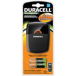 Duracell® Battery Charger
