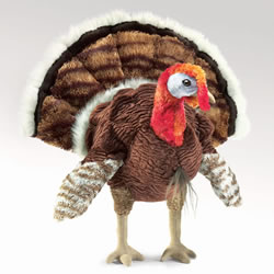 Turkey Hand Puppet