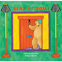 Bear at Home - Board Book