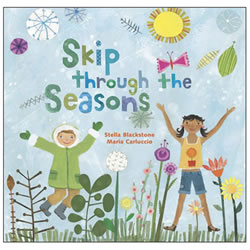 Skip through the Seasons - Lap Book