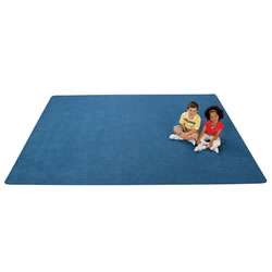 "KIDply® Soft Solids - 8'4"" x 12' Rectangle"