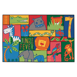 Jungle Fever Rug