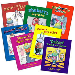 Shubert Series Value Pack (Set of 7 Books)