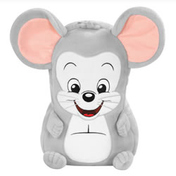 ABCmouse.com Plush Backpack