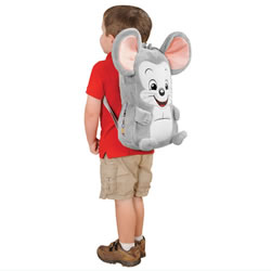 Plush Backpack