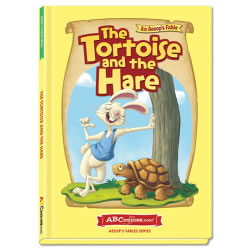 The Tortoise and the Hare - Hardcover book from ABCmouse.com