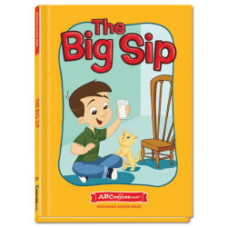 The Big Sip - Hardcover book from ABCmouse.com