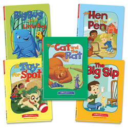 ABCmouse.com Beginning Readers Set 2 - Hardcover (Set of 5 Books)