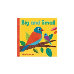 Big and Small - Board Book