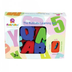 Rubbabu™ Uppercase Alphabet Set