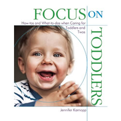Focus On Toddlers eBook