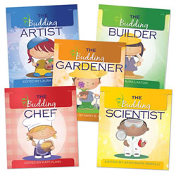 Budding Set (Set of 5 Books)