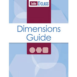 CLASS® Toddler Dimensions Guide
