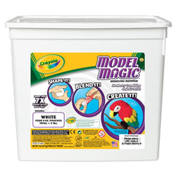 Crayola® Model Magic (2 lb. White)