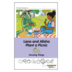 Storybook 4: Lana and Alisha Plant a Picnic